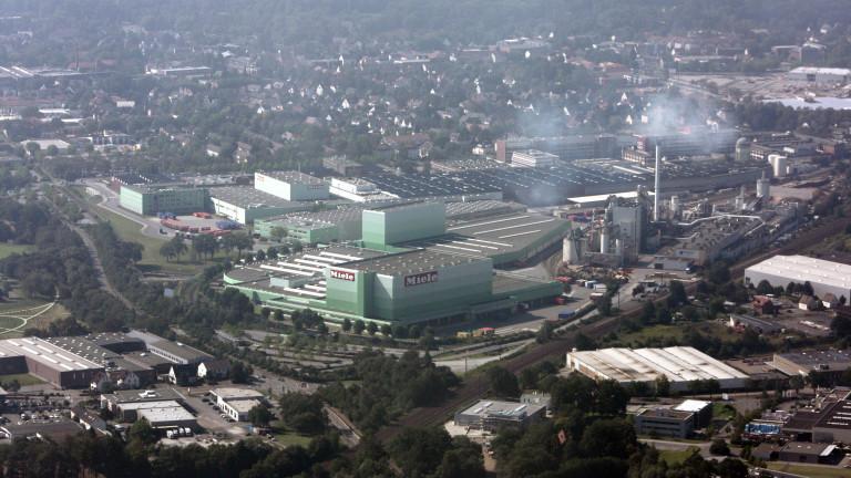 Miele ще инвестира €4 милиона фабриката си в Румъния през 2021-а