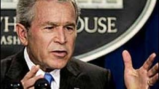 Рекорден спад в доверието към Буш