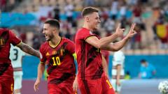 Торган Азар: Има шанс Еден да играе срещу Италия