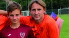 Официално: Александър Тонев и Кротоне останаха без треньор