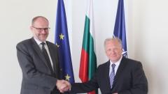 Светлан Стоев и датският посланик обсъдиха зелената енергия
