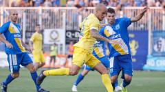 Верея поднесе изненадата на кръга - победи Левски с 2:0