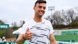 Димитър Кузманов ще играе на 1/8-финал в Монтевидео