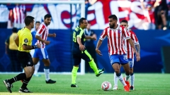 Феноменален гол на Окслейд-Чембърлейн за победа на Арсенал в Мексико