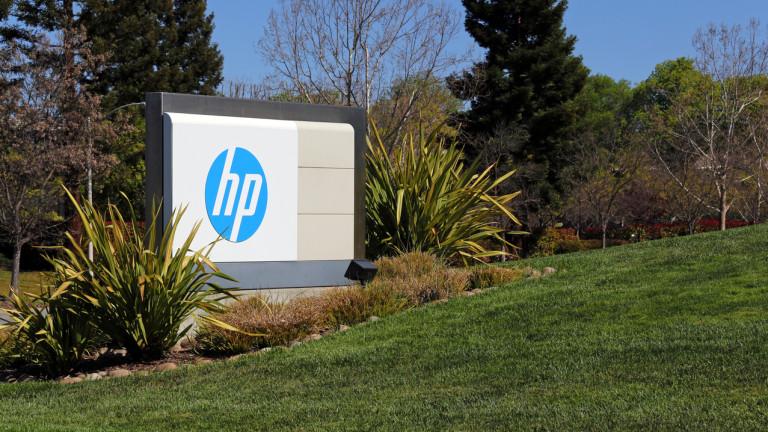 HP сряза за пореден път Xerox. В неделя съветът на