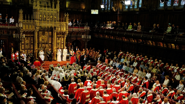"""Камарата на лордовете готова да """"спъне"""" излизането на Великобритания от ЕС"""