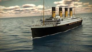 """Новият """"Титаник"""" скоро ще бъде факт и вече се готви за околосветска обиколка"""
