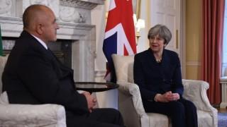 Борисов и Тереза Мей обсъдиха Брекзит по телефона