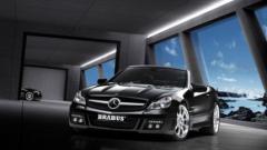 BRABUS с пакет и за новия Mercedes SL