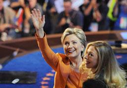 Хилари Клинтън: Обама трябва да бъде нашият президент