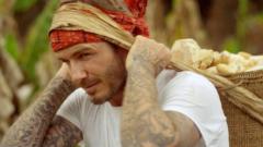 Дейвид Бекъм: Татуировките не ме правят мъжествен!