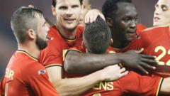 Огромни премии за белгийците при триумф на Евро 2016