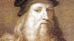 Откриха пръстови отпечатъци от Леонардо да Винчи