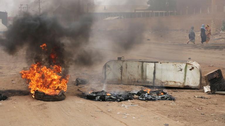 ООН реши да изтегли частично служители от Судан. Sky News