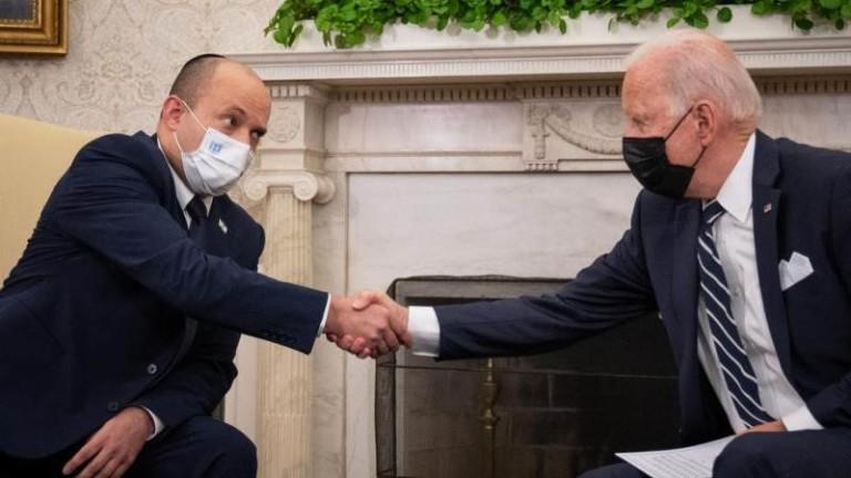 Съединените щати и Израел са провели миналата седмица тайна среща