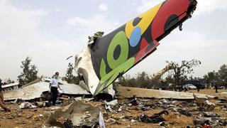 Самолет се разби в Триполи, над 100 загинали