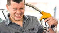 Изтеглят некачествено гориво от бензиностанции