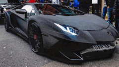 Lamborghini с два милиона кристала Swarovski