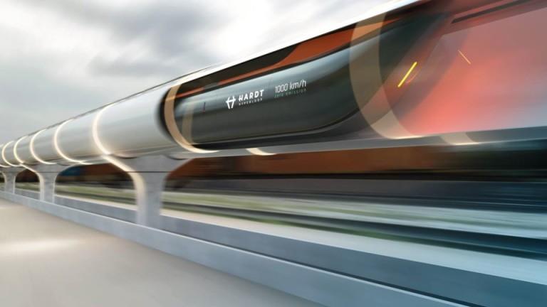 От Амстердам до Париж с 1000 км/ч за 90 минути