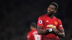 Манчестър Юнайтед без Пол Погба срещу Рединг