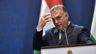 Орбан предлага да гради нова Централна Европа със съседите си