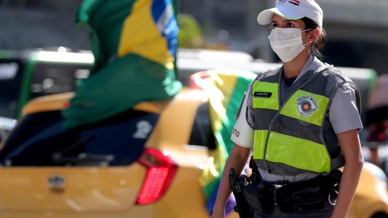 Съдията от Федералния върховен съд на Бразилия Александър Мораес отмени
