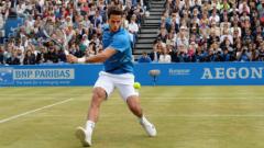 Този път Фонини не стана Худини, отпада от US Open
