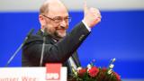 Германските социалдемократи гласуваха за преговори с Меркел