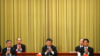 Китай заплаши Тайван със сила и го обяви за свой