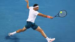 Григор Димитров срещу Доминик Тийм на осминафиналите на Australian Open