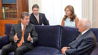 Гърция се надява Бургас-Александруполис да се задвижи до края на 2006-та