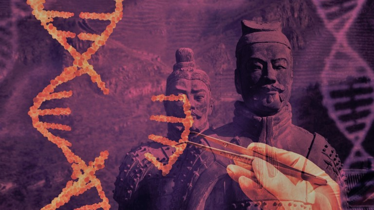 САЩ притеснени от заиграване на Китай с военна евгеника - геноми от бременни по света