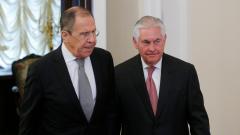 Тилърсън и Лавров обсъдиха ситуацията в Сирия