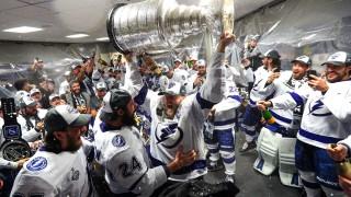 Тампа Бей стана шампион на НХЛ за втори път в историята си