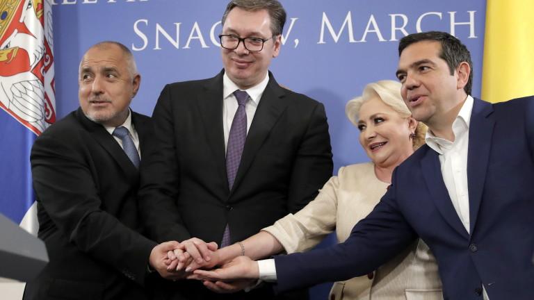 Катимерини: ЕС е с положителна роля на Балканите, гърци и българи живеят в хармония