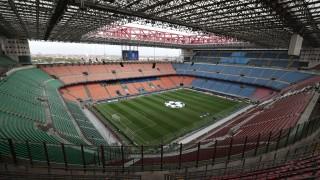 """Президентът на италианския футбол: Интер - Лудогорец трябва да се играе на """"Джузепе Меаца"""" без публика"""