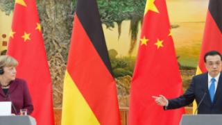 Китай и Германия с единна позиция за Сирия