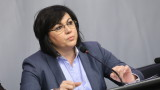 В България има авторитарна власт, отсече Корнелия Нинова