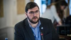 От МСДС искат разпускане на Комунистическата партия с лидер Александър Паунов