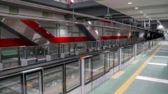 Столичният метрополитен показа две от станциите от 3-тата линия