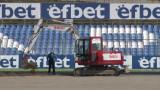 Стадионът на Арда вече е готов за новия сезон