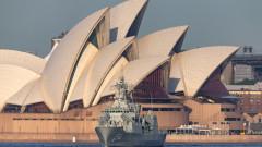 Австралия гледа с реализъм: Възможна е война с Китай