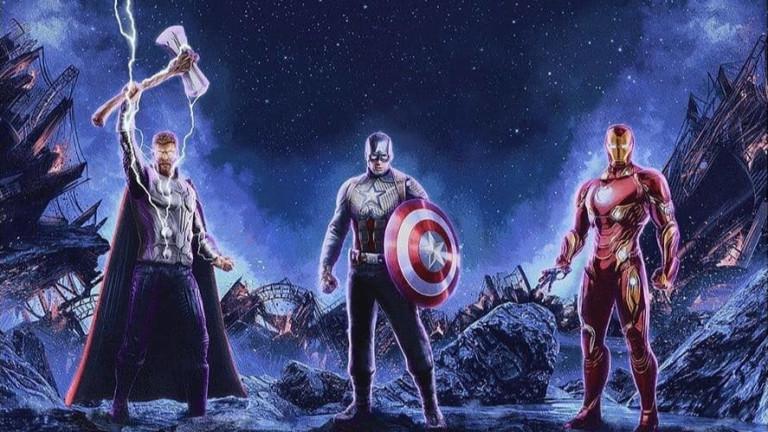 """21 филма на Marvel в 2-минутно видео за """"Отмъстителите: Краят"""""""