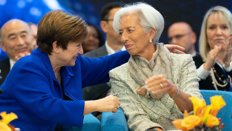 Новоизбраният председател на Европейската централна банка Кристин Лагард заяви, че