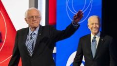 Сандърс официално подкрепи Байдън за Белия дом