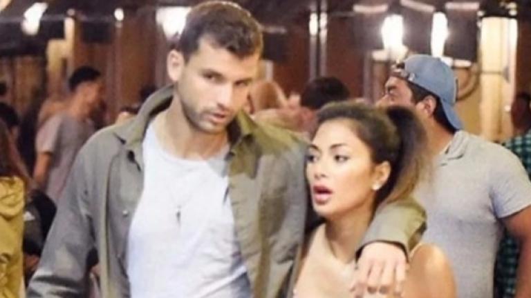 Папараци изловиха Гришо и Никол в Лондон