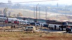 Десетки жертви на атентат срещу автобусен конвой с евакуирани в Сирия