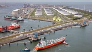 Бъдещето на най-големия газов хъб в Европа е под въпрос