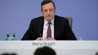 Марио Драги: Силното евро отслабва инфлацията