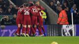 """Ливърпул отнесе Лестър на """"Кинг Пауър"""", тотална доминация на европейския и световен клубен шампион"""